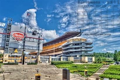 Heinz Field Steelers Pittsburgh September Desktop Stadium