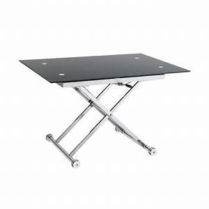 Table Basse Relevable Fly : table basse ascenseur fly le bois chez vous ~ Teatrodelosmanantiales.com Idées de Décoration