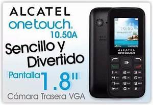 Celular Alcatel Modelo  U3010 Ofertas Enero  U3011