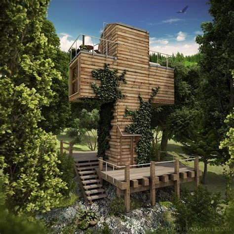 jetson green cross shaped shipping container home