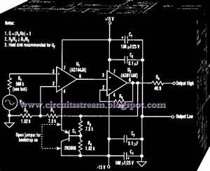 Simple Bootstrap Circuit Diagram
