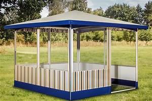 Dach Für Pavillon : pavillon festes dach und mit ein wenig fantasie wird aus einem pavillon ihre ganz persnliche ~ Whattoseeinmadrid.com Haus und Dekorationen