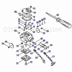 Stihl Ms 360 Chainsaw  Ms360 Wvh  Parts Diagram