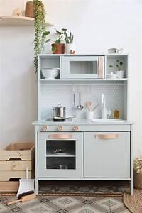 Pinterest Cuisine : ikea hack comment relooker la cuisine pour enfant duktig ~ Carolinahurricanesstore.com Idées de Décoration
