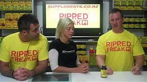 Ripped Freak Diuretic Review - Supplements Co Nz