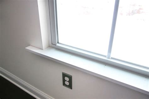 install craftsman style interior window trim