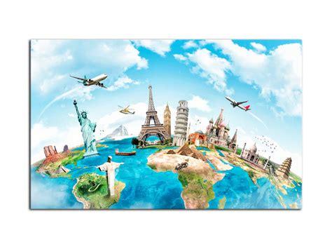 toile carte du monde tableau toile deco dessin carte du monde toile deco declina