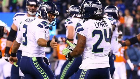 seahawks  nfl playoffs highlights video field