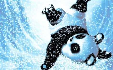 Panda Anime Wallpaper - panda backgrounds wallpaper cave