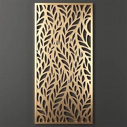 Decorative 3d Panel Models Wall Turbosquid Hq