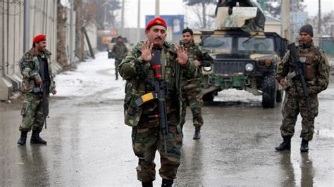 news afghanistan eleven soldiers killed as militants attack army unit in