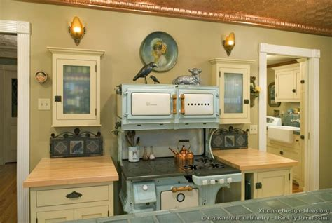 vintage decorating ideas for kitchens pictures of kitchens traditional white antique