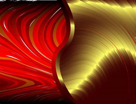 gold  red wallpaper wallpapersafari