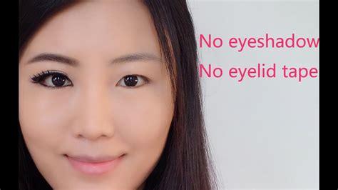 eyes  bigger  asian monolid puffy eyes  eyeshadow  eyelid tape youtube