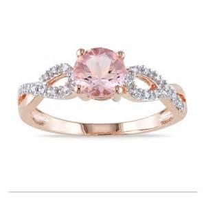 gold morganite engagement rings 1 1 carat and morganite engagement ring in gold jewelocean