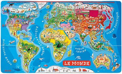 la chambre à coucher de gogh carte du monde janod my
