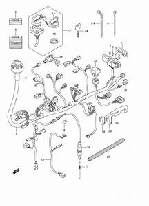 2006 Suzuki King Quad 700 Wiring Diagram