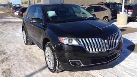 pre owned  lincoln mkx limited edition awd  tuxedo