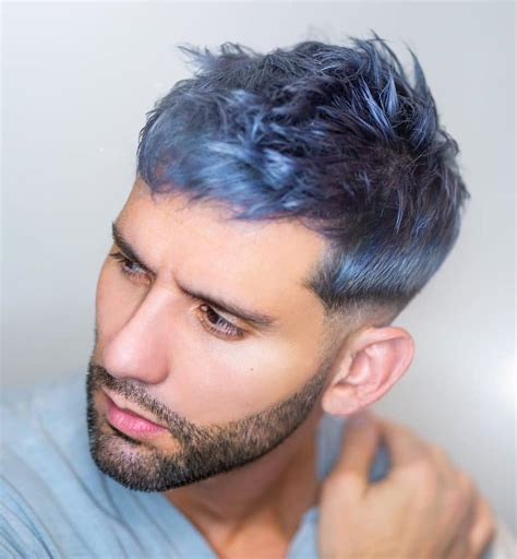 mess hairstyles  men   super cool