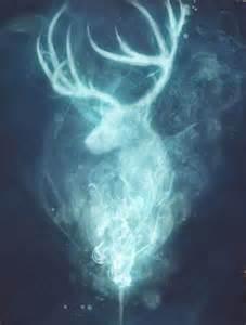 Harry Potter Deer Tattoo