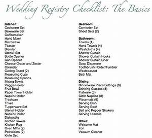 wedding gift registry list printable mini bridal With ideas for wedding registry