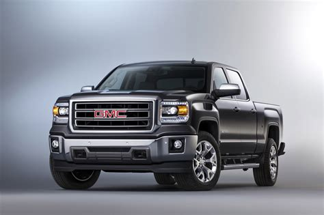 GMC Car : 2014 Gmc Sierra 1500 Review, Ratings, Specs, Prices, And
