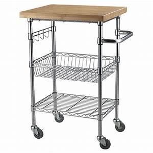 Rolling, Kitchen, Cart