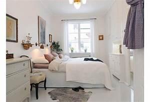 Chambre 9m2 Ikea : galeria pi kne inspiracje biel w sypialni 47 52 luxlux ~ Melissatoandfro.com Idées de Décoration