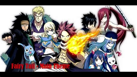 Fairy Tail  Main Theme + Download Youtube