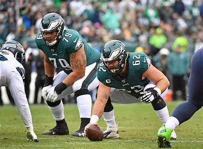Kelce Eagles Jason Philadelphia Roster Bowl Comparison