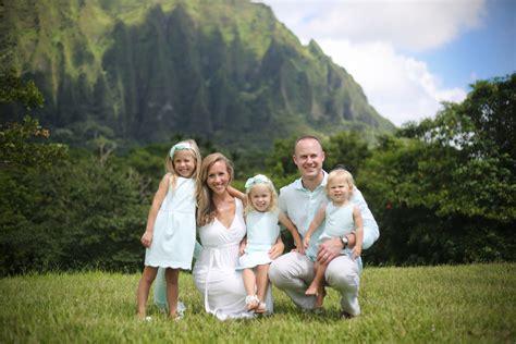 Honolulu Family Portrait Photography