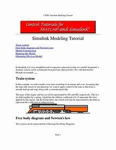Matlab Simulink Simulink Modeling Tutorial