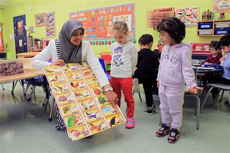 english  early childhood educators