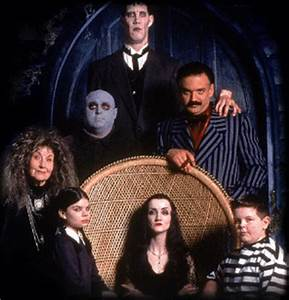 Umbrellas and Leaves: Addams through the ages