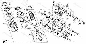 honda motorcycle 1989 oem parts diagram for shock absorber With diagram of honda motorcycle parts 1989 nx650 a cowl diagram