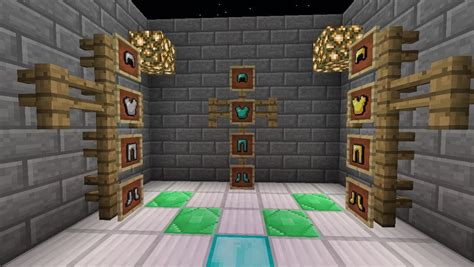 minecraft furniture ideas armor stand wattpad