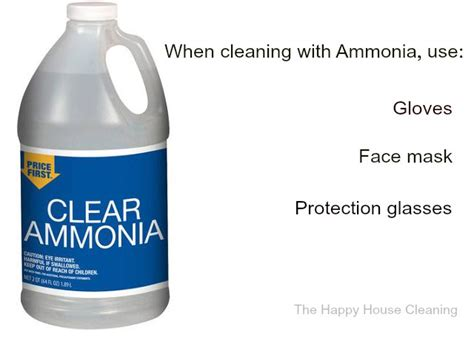 how to clean with ammonia 6 ways to clean mould in your home