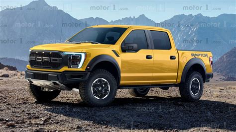 2021 Ford F 150 Raptor Heres What We Think It Will Look Like