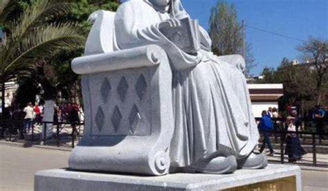 Le wali déboulonne la statue de Cheikh Ben Badis à Constantine | Actualité