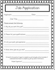 Free Blank Job Application Forms | Search Results ...