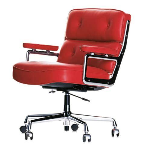 chaise de bureau vintage office armchair contemporary leather charles amp