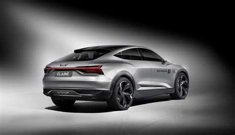 Audi Elaine Concept Arrives With Level 4 Self Driving