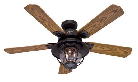 weatherproof fan rated box hunter 52 quot rustic new bronze indoor outdoor damp rated