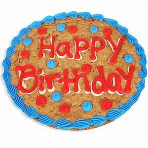 Happy Birthday Cookie My Blog