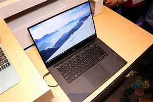 Dell Refreshes Xps 15 With Ultrathin Bezel