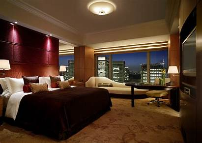Wallpapers Penthouse Background Hotel Night Bedroom Rooms