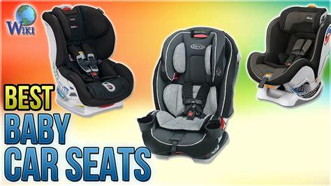 10 Best Baby Car Seats 2018