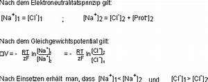 Ionenkonzentration Berechnen : physiologie stoffaustausch innerhalb des k rpers ~ Themetempest.com Abrechnung