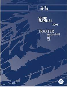 2005 - 2009 Honda Trx 400ex Service Manual