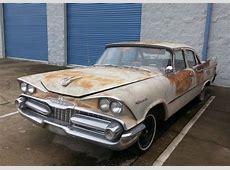 1959 DODGE CORONET 4 DOOR Old Car Shopper